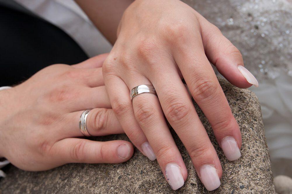 Das Foto der Ringe - ein wichtiges Detail