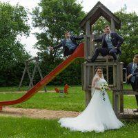 Der Fototermin im Hochzeitsfilm
