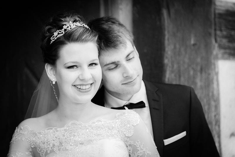 Hochzeitsfotos - romantisch und verträumt
