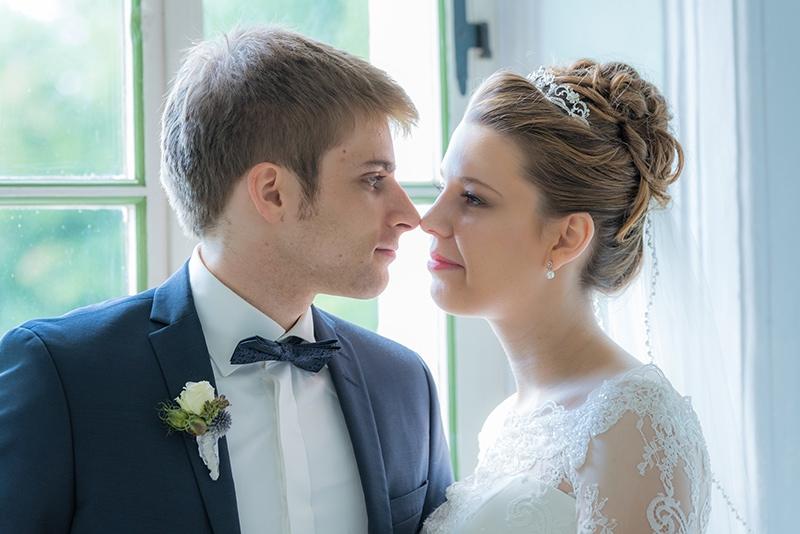 Romantische Hochzeitsbilder