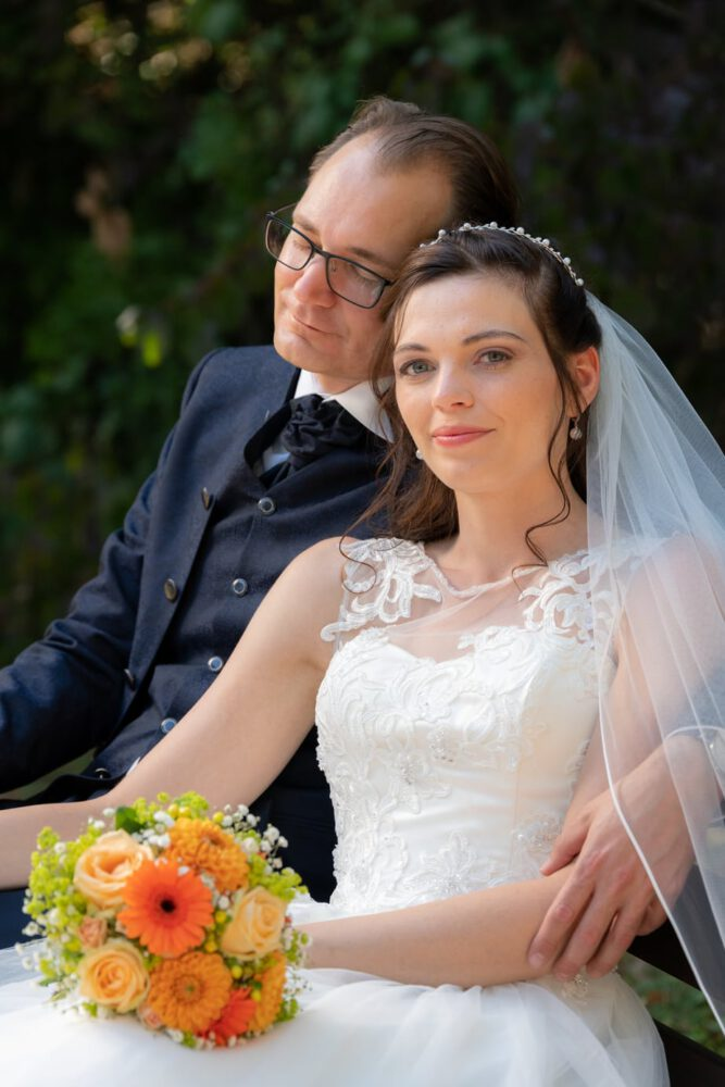Hochzeitsfotos Franken