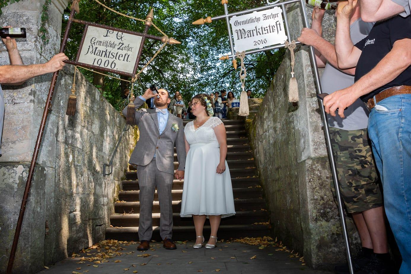 Reportage- Hochzeitsfotos trotz Corona